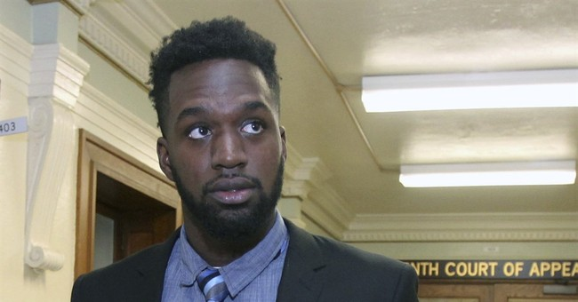 Texas appeals court overturns ex-Baylor player's conviction