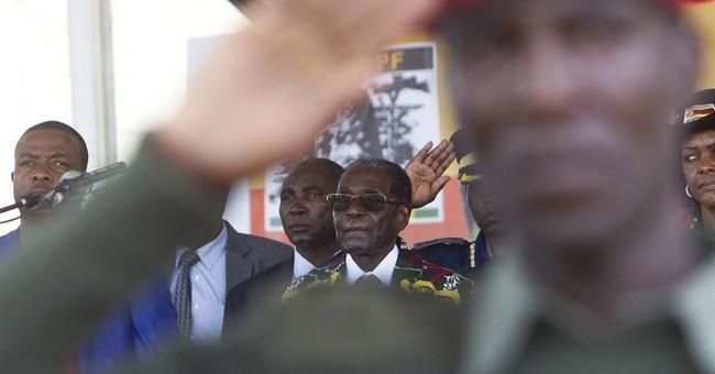 At 93 years old, Zimbabwe's Mugabe remains a jet-setter