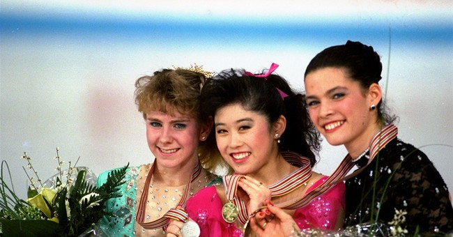 Kristi Yamaguchi tweets 'break a leg' to Nancy Kerrigan