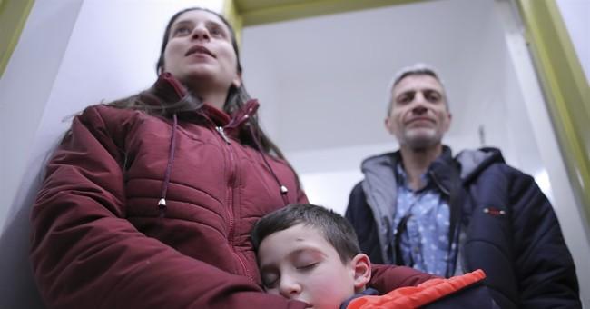 Argentina welcomes Syria migrants after Trump slams door