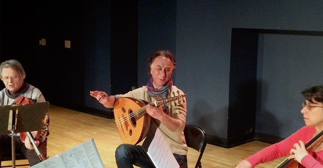 Iraqi-American composer musically translates wartime letters