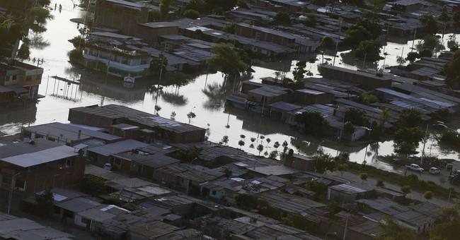 Peru mudslide survivor: I prayed to God for strength