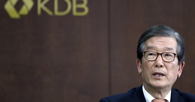 South Korea to inject $2.6 bln into ailing shipyard Daewoo
