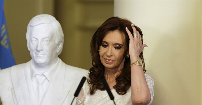 Argentina's Fernandez to face trial in state fraud case