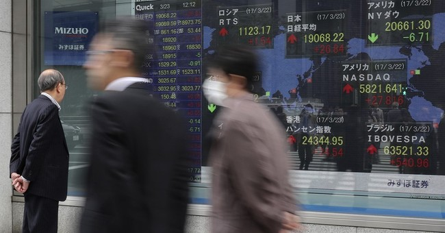 Stocks mixed ahead of US vote seen as Trump bellwether