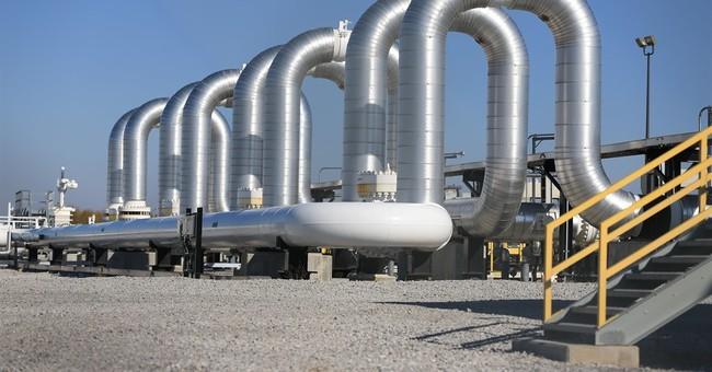 Keystone Pipeline Wins Approval From President Trump