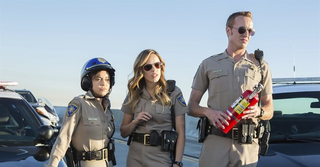 Review: Big-screen 'CHIPS' a tawdry, sexist disappointment
