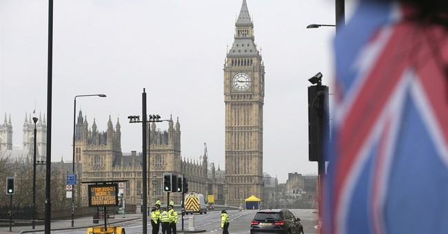 Britain's Parliament: Rich in history, difficult to defend