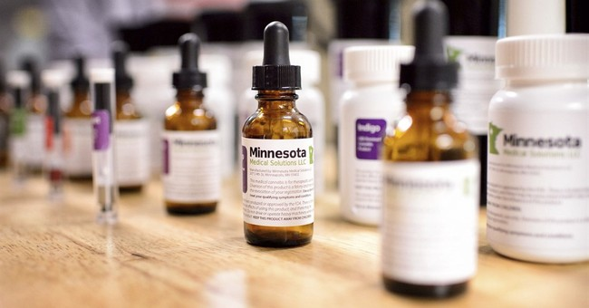 Minnesota marijuana oil sent to New York stirs anger
