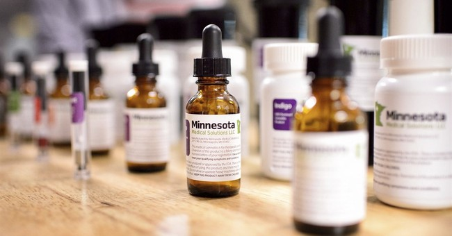 Minnesota marijuana oil sent to New York stirs anger