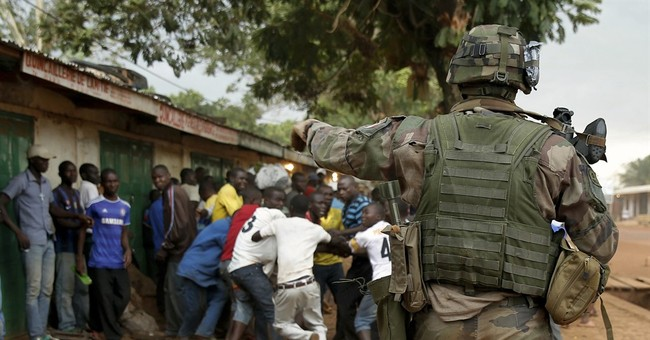 Armed groups occupy Central African Republic schools