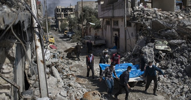 US coalition investigating reports of deadly Mosul airstrike