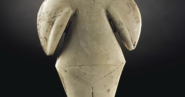 9-inch marble statue could sell for $3 million at auction