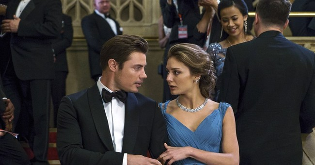 E!'s 'The Arrangement' evokes Cruise and Holmes comparisons