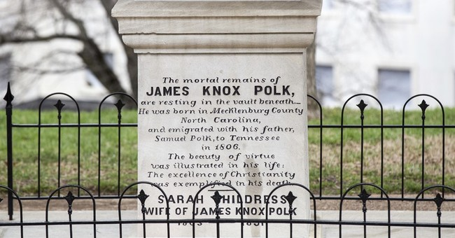 Plan to dig up President Polk's body _ again _ stirs trouble