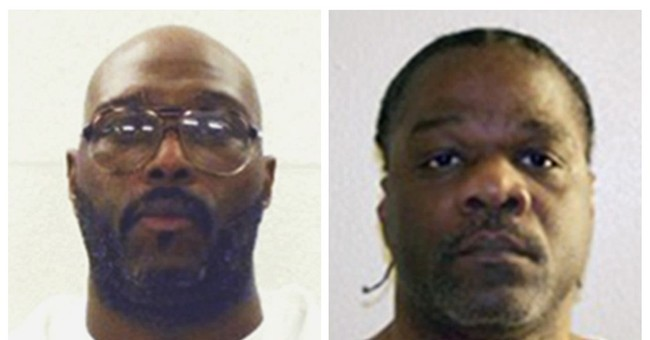 The Latest: Ex-prison officials warn against executions plan