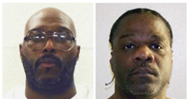 Arkansas inmates make longshot bid to avoid double execution
