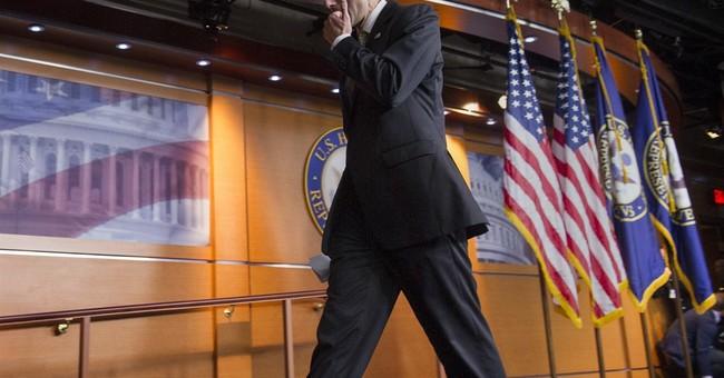 Speaker Ryan falls short in first test of Trump presidency