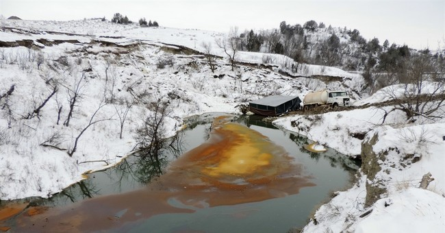 North Dakota oil spill 3 times larger than first estimated