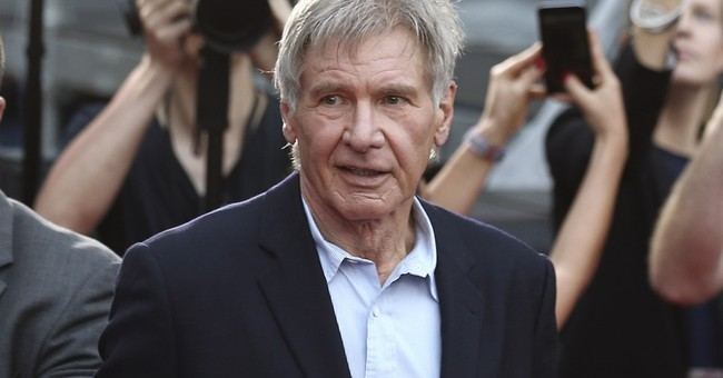 Harrison Ford says he was distracted when he flew over plane