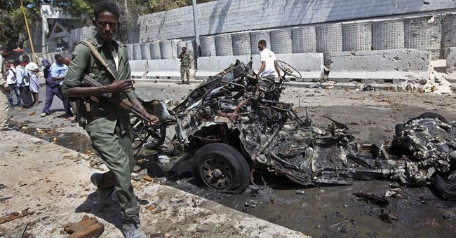 General favors more aggressive approach in Somalia