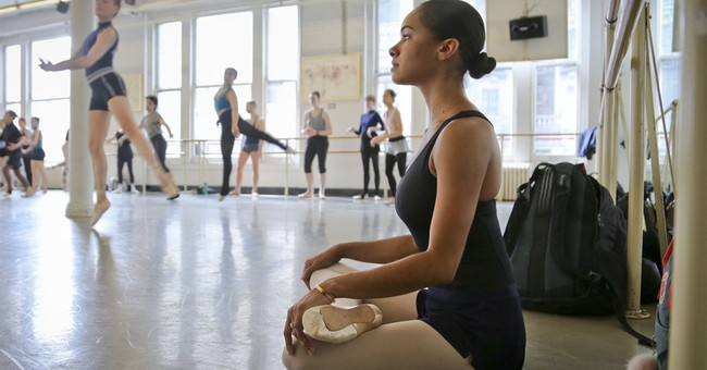 Misty Copeland's next leap: Giving us all better bodies