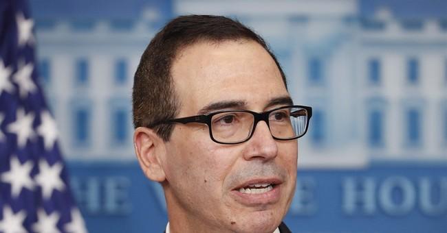Trump and Mnuchin say focus will turn to tax reform