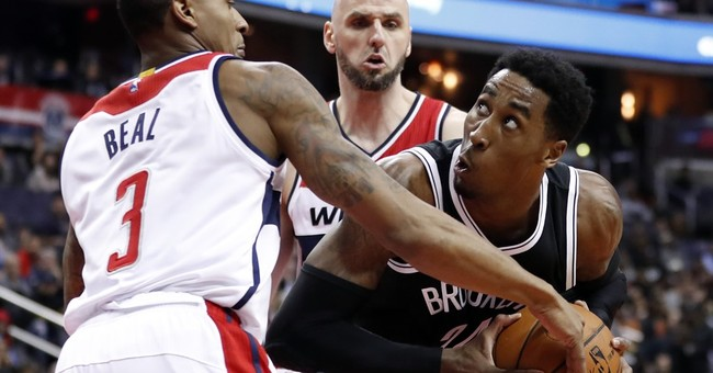 Wizards jump out early, cruise to 129-108 victory over Nets