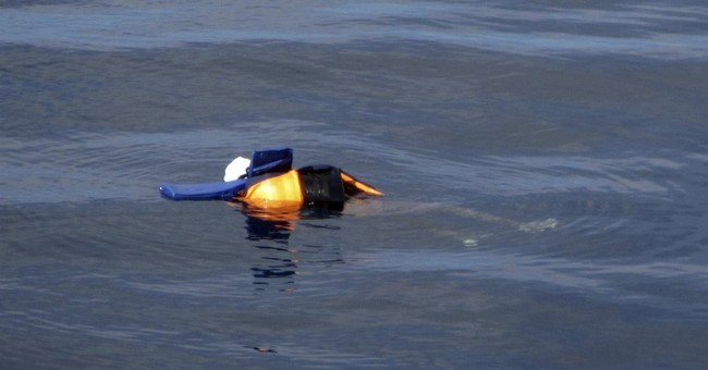 Aid group fears hundreds of migrants drowned off Libya