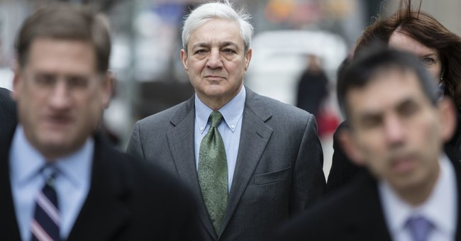 The Latest:  Penn State: Conviction shows leaders failed