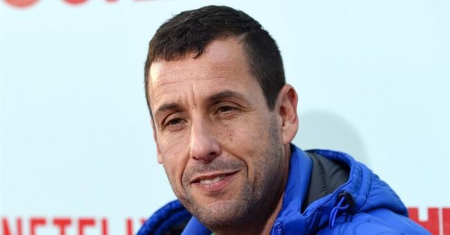 Netflix re-ups with Sandler, plan 4 more films together