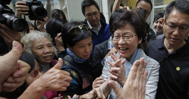 AP Explains: Hong Kong's unusual system to pick its leader
