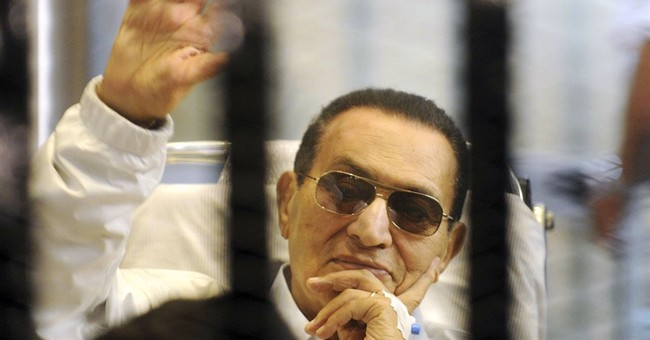 Egypt's Mubarak free, acquitted after years-long detention
