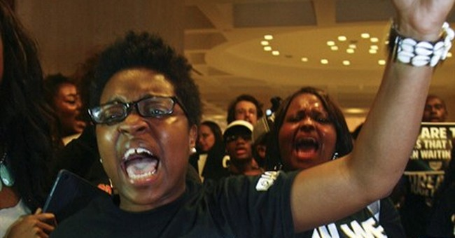 Black Lives Matter groups joining forces with wage activists