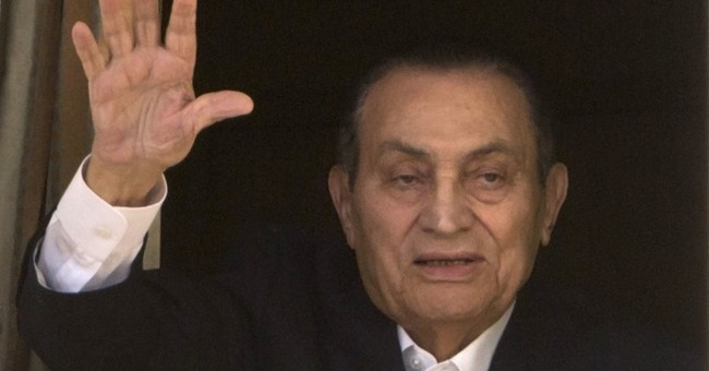 Key events in the life of the ousted Egyptian president