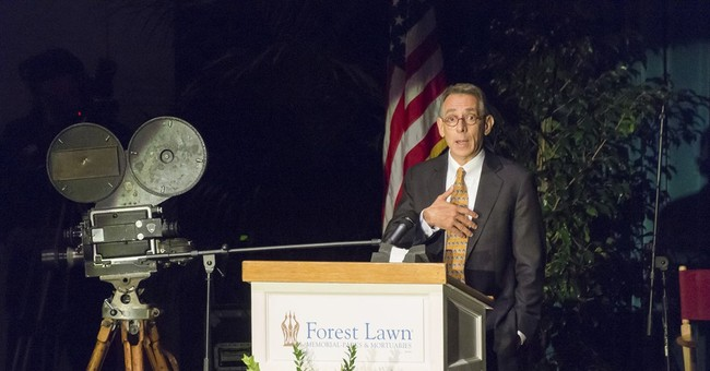 Reynolds and Fisher honored with humor, music and dance