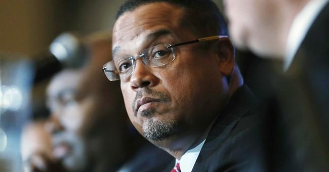 Ellison says Democrats must fight Republicans at all levels