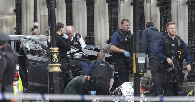 The Latest: London attacker not linked to IS or al-Qaida