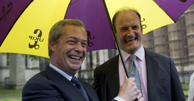 Only UKIP lawmaker in British Parliament quits anti-EU party