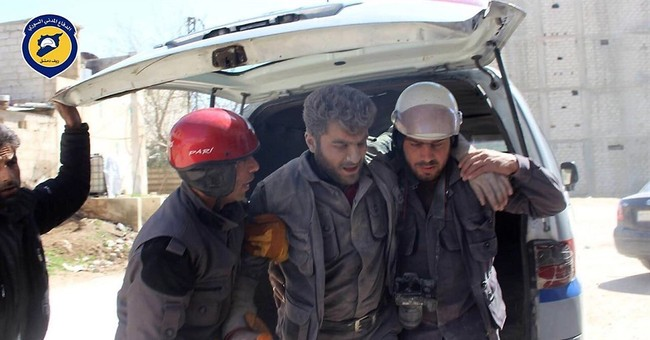 Airstrikes across rebel-held Syria kill and wound scores