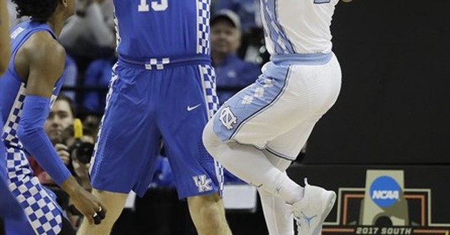 The Latest: East vs. West set in Final Four next weekend