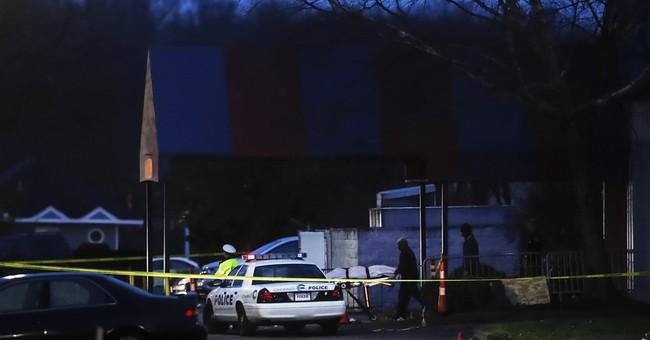 The Latest: Cincinnati club owner calls shooting 'senseless'