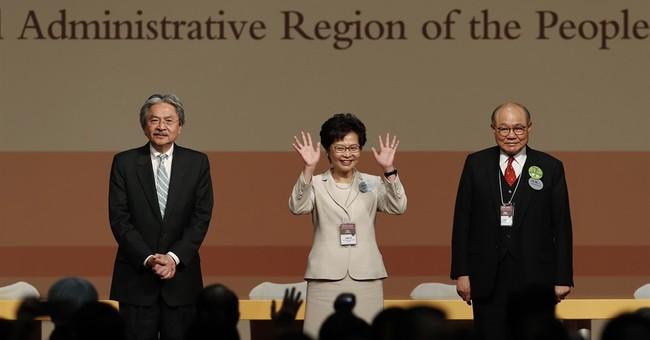 No surprise: Beijing's pick Lam chosen as Hong Kong's leader