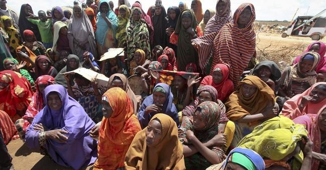 Drought-stricken Somalia battles hunger and cholera