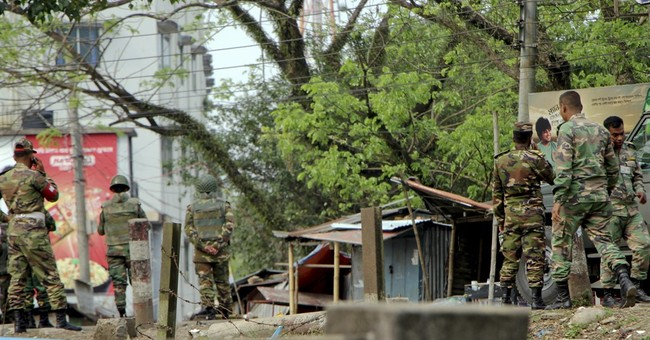 2 militants killed in Bangladesh raid; death toll now 8