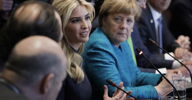 Ivanka Trump to attend women's economic summit in Berlin