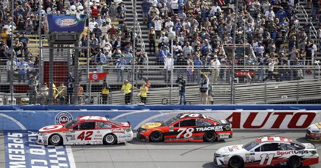 COLUMN: NASCAR off to a fast start, but ratings still sink