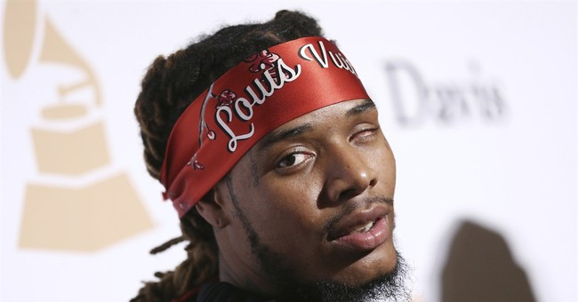 Arrest after shooting involving hip-hop star Fetty Wap