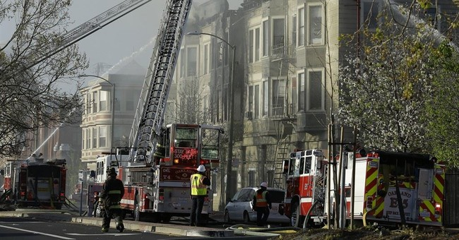 The Latest: Various violations found days before fatal blaze