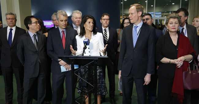 Nuclear arms ban talks begin at UN, but US, others boycott